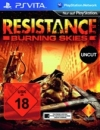 Resistance: Burning Skies – Hands On