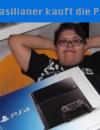 1800$ – Erster Brasilianer kauft die PS4! … ohne Spiele