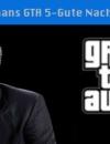 Morgan Freemans Gute Nacht-Geschichte mit GTA 5
