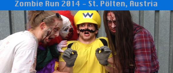 Zombie Run 2014 – St. Pölten, Österreich