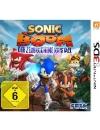 Sonic Boom – Der zerbrochene Kristall – Fakten