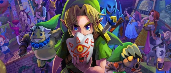 CddG – The Legend of Zelda: Majoras Mask-Edition