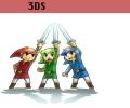 Noch mehr Kostüme zu Zelda: Tri Force Heroes vorgestellt