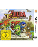 The Legend of Zelda: Tri-Force Heroes – Fakten