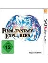Final Fantasy Explorers – Fakten