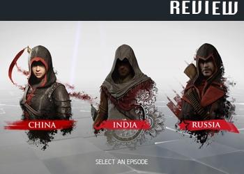 Ein Assassinen-Abenteuer ist nicht genug. Es bedarf drei!
