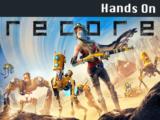 Metroid + Lara Croft + Sand, Sand, Sand…