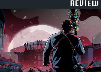 Weihnachten & Zombies im Anmarsch!