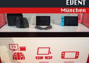 Nintendo Switch – Angeschaut! Angespielt!