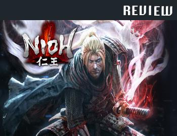 Dark Souls + Ganz viel Japan = Nioh!