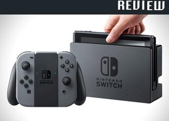 Nintendo Switch-t zur neuen Konsolengeneration!