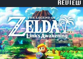 Erlebt Link's Erwachen auf der Nintendo Switch!